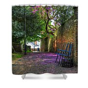 Blossom Path Shower Curtain