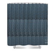 Blue Grey Line Texture Color Shade And Pattern Created By Navinjoshi At Fineartamerica.com Ideal For Shower Curtain