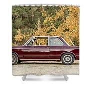 Bmw 2 Series Shower Curtain