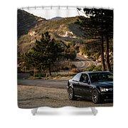 Bmw M3 E46 Shower Curtain