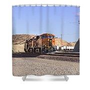 Bnsf6281 Shower Curtain