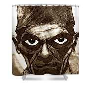 Boris Karloff  Shower Curtain