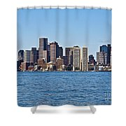 Boston Mar142 Shower Curtain