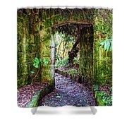 Botanic Garden - Bogota Shower Curtain