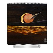 Boundlessness Shower Curtain