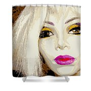 Bowery Beauty Shower Curtain