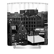 Bradders Shower Curtain