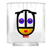 Brand Shower Curtain