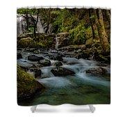 Brandy Creek Falls Shower Curtain