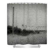Breezy Point 2 Shower Curtain