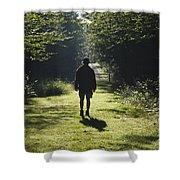 Bretzfelder Memorial Park - Bethlehem New Hampshire Shower Curtain