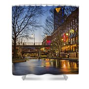 Bricktown Shower Curtain