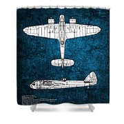 Bristol Blenheim Shower Curtain