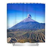 Bromo Tengger Semeru Shower Curtain