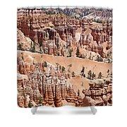 Bryce Canyon - Utah Shower Curtain