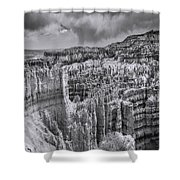 Brycecanyon 4 Shower Curtain