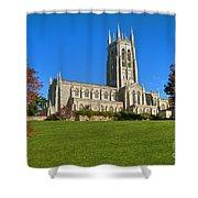 Bryn Athyn Cathedral Pennsylvania Shower Curtain