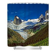 Bugaboo Spires Shower Curtain