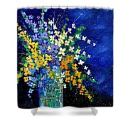 Bunch 0140 Shower Curtain