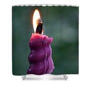 Burn 5 Shower Curtain