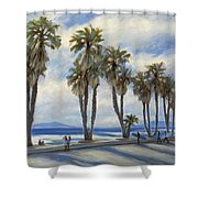 C Street Ventura  Shower Curtain