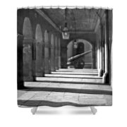 Cabildo Arches Shower Curtain