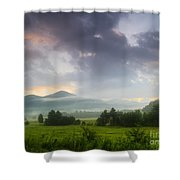 Cades Cove. Shower Curtain by Itai Minovitz