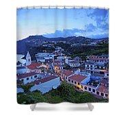 Camara De Lobos, Madeira Shower Curtain