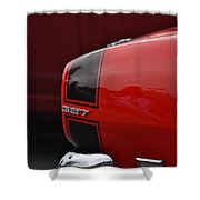 Camaro Shower Curtain