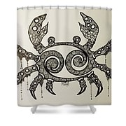 Cancer Shower Curtain