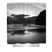 Cannon Beach 6118 Shower Curtain