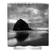 Cannon Beach 6169 Shower Curtain