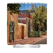 Canyon Road Color Shower Curtain