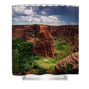 Canyon Wonderland Shower Curtain