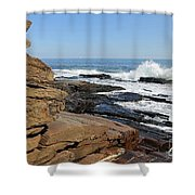 Cape Elizabeth, Maine Shower Curtain