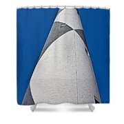Cape Lookout 4 Shower Curtain