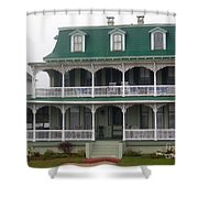 Cape May Victorian Shower Curtain
