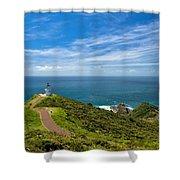 Cape Reinga Shower Curtain