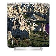 Cappadocia26 Shower Curtain