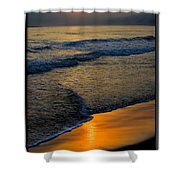Caribbean Sunshine Shower Curtain