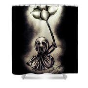 Carnal Desires Shower Curtain