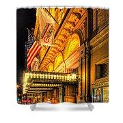 Carnegie Hall Shower Curtain
