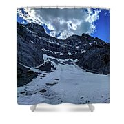 Cascade Mountain Shower Curtain