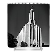 Cathedral Of Saint Joseph Shower Curtain