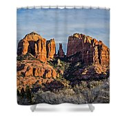 Cathedral Rock, Sedona - 2 Shower Curtain
