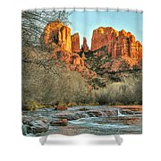 Cathedral Rock, Sedona Shower Curtain