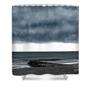 Cauldron Shower Curtain