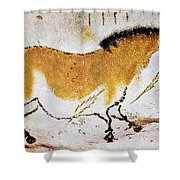 Cave Art: Lascaux Shower Curtain