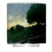 Celestial Place #2 Shower Curtain