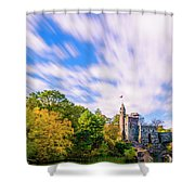 Central Park, New York Shower Curtain